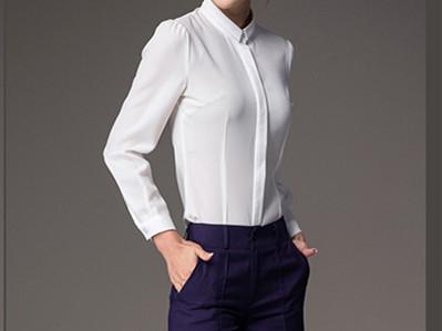 青山区长袖衬衫