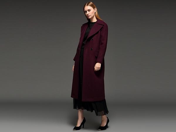 女款大衣定制厂家