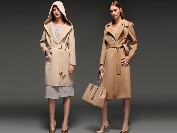 女款大衣定制