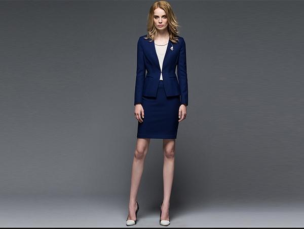 女款西服套装